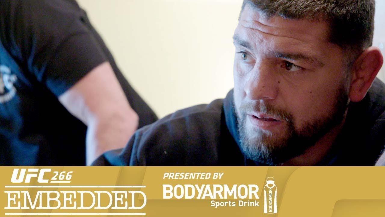 Download UFC 266 Embedded: Vlog Series - Episode 3