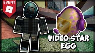 I GOT THE EGGMIN (ADMIN EGG) & VIDEO STAR EGG Roblox Egg Hunt 2019: Scrambled In Time