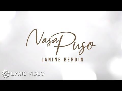 "Janine Berdin - Nasa Puso | From ""Kadenang Ginto"" (Lyrics)"
