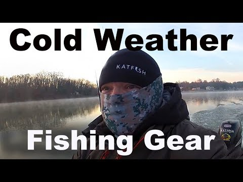 Cold Weather Fishing Gear - Winter Fishing Clothing - Cold Weather Fishing Clothes