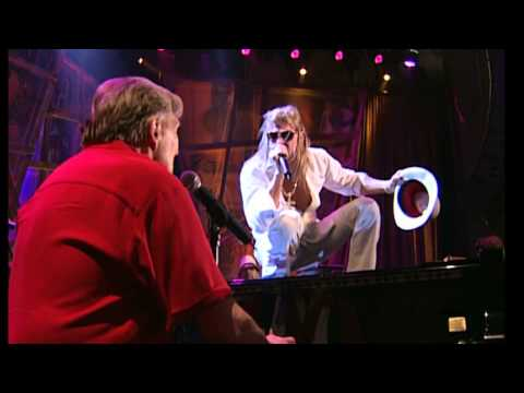 Jerry Lee Lewis & Kid Rock   Whole Lot of Shakin´ Going On