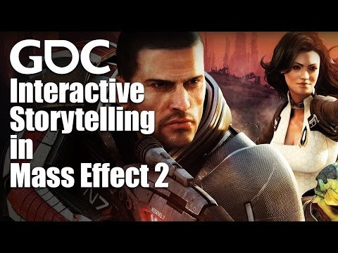 Interactive Storytelling in Mass Effect 2