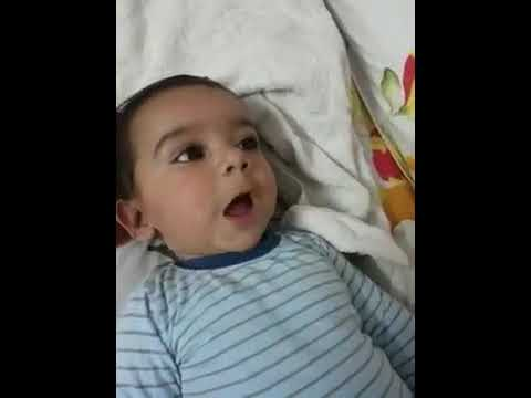 Funny baby whats app video