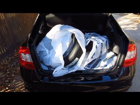 Шкода суперб 2013 объем багажника