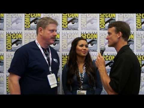 SDCC 2013: ToonBarn Interviews John DiMaggio & Olivia Olson for Adventure Time