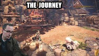 The Journey - (Monster Hunter World - PS4 Pro 1080p60 Performance Setting)