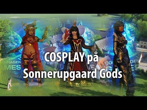 Cosplay på Sonnerupgaard med Nikolaj Coster-Waldau