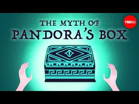 Video image: The myth of Pandora's box - Iseult Gillespie