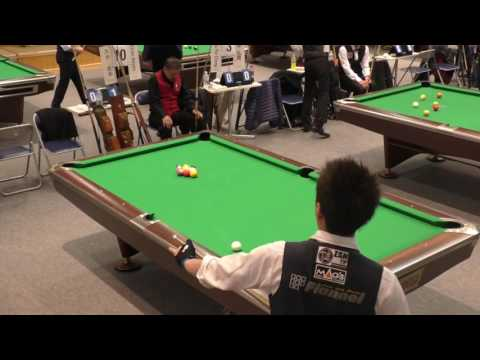 2016 All Japan Championship: Oi Naoyuki vs Efren Reyes