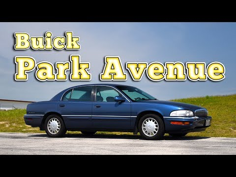 1997 Buick Park Avenue: Regular Car Reviews