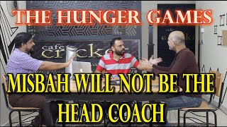 Cafe Cricket- The Hunger Games