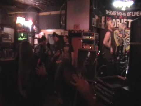 Lecherous Nocturne Edict of Worms live @ the Boobie Trap Topeka, KS -3.16.09