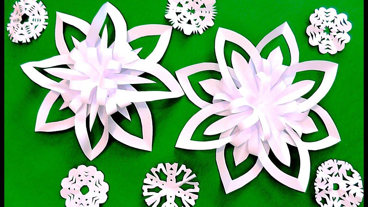 Объемные цветы своими руками шаблоны 181