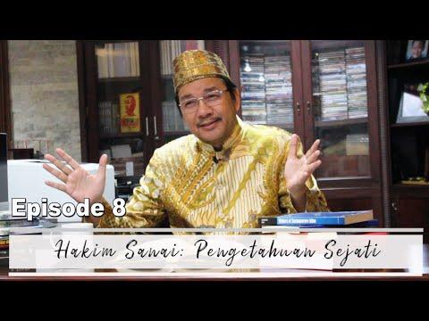 Kultum Denny JA 8 - 30 Puisi Para Sufi - Hakim Sanai