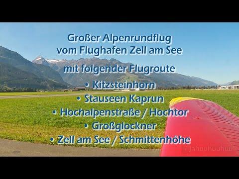 alpenrundflug---zell-am-see-bis-großglockner