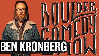 Meet Comedian Ben Kronberg