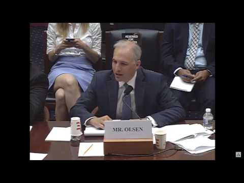 Rep. Lee Testifies on AUMF in Foreign Affairs Committee