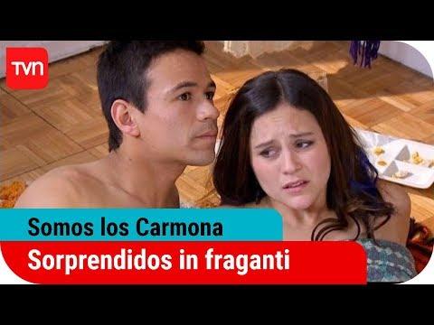 Somos Los Carmona Ep. 72: Piduco y Rocío sorprendidos in fraganti