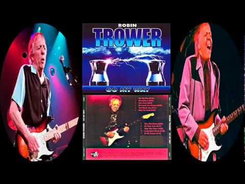 Robin Trower ‎– Go My Way (CD)