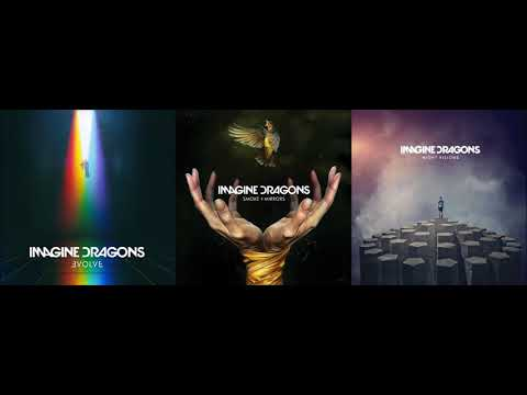 Imagine Dragons - The Megamix #2 (Mashup By InanimateMashups)