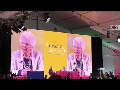 Il Presidente Fico a Rondine per l'ultima testimonianza di Liliana Segre