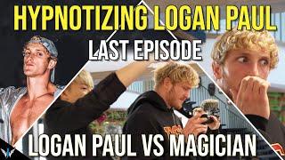 Hypnotizing Logan Paul (Last Episode)