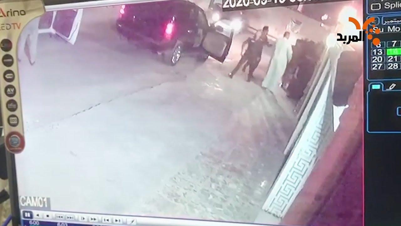 عقب جدلية أمر القبض وملابسته .. فيديو جديد بشأن اعتقال شقيق النائبة دلال الغراوي #المربد