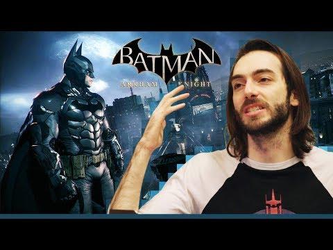 Batman: Arkham Knight (PS4 2015) - Also known as Tank Simulator 2015 - The Backlog