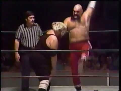 OX  BAKER  VS. MAN EATING BEAST  1984