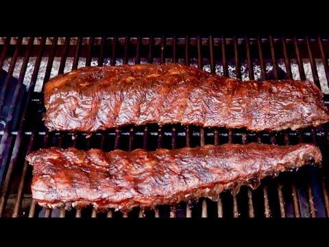 90 minute pork side ribs