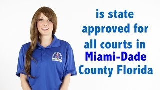 Miami-Dade County Florida Traffic School | Comedy Driving Traffic School