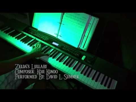 """Zelda's Lullaby (From """"The Legend of Zelda"""" Series) - David L Sumner"""