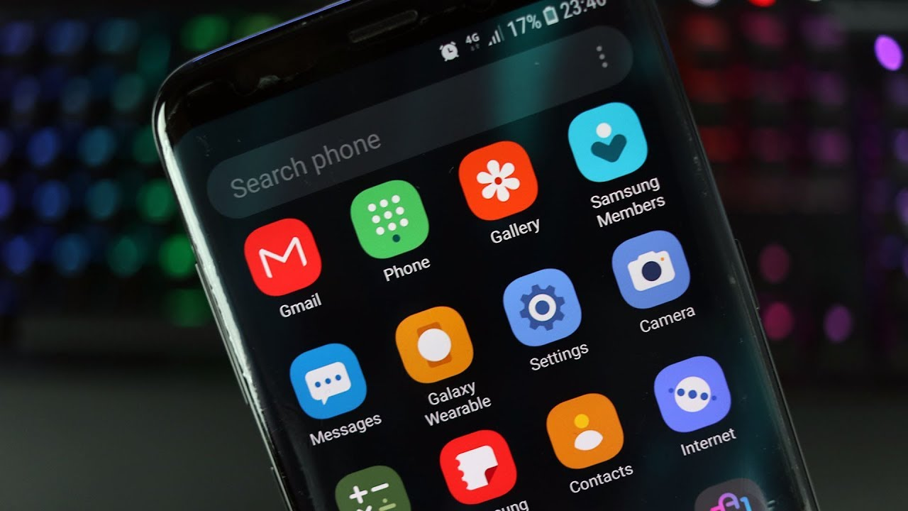 Samsung One UI 9 0 Pie Launcher APK (Download & Install)