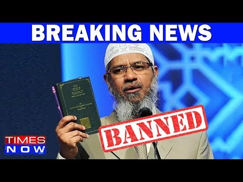 Lebanese Activists Want Hate Preacher 'Zakir Naik' Banned From Entering Country