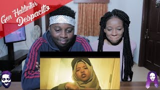 Despacito Cover by GENHALILINTAR Mom&11kids ALL AGES LYRICS REACTION