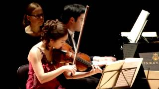 Mozart Piano Trio in G Major K496 (3. Allegretto)