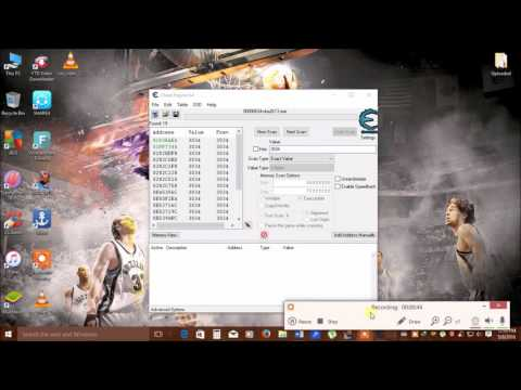 How To Hack Nba 2k13 N 2k14 Pc Skill Points !!!!!!