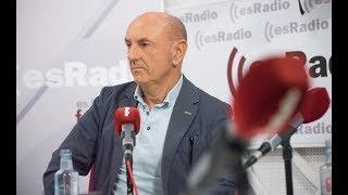 Federico Jiménez Losantos entrevista a Iñaki Arteta