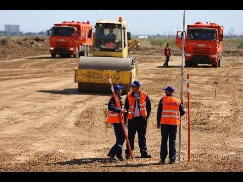 Началось строительство 71-километрового западного обхода Волгограда