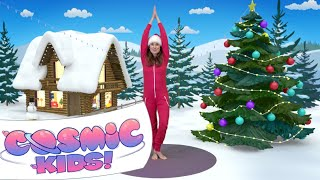 Kids Yoga Christmas Special! | A Cosmic Kids Yoga Adventure!