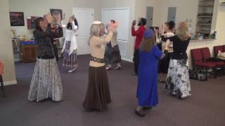 MESSIANIC DANCE: AARONIC BENEDICTION by Ted Pearce