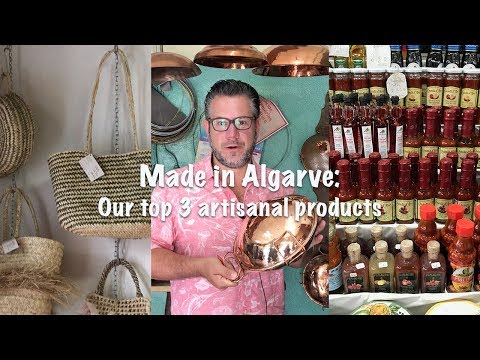 Dahungrycouple explores Algarve: Top 3 artisanal goods you should buy