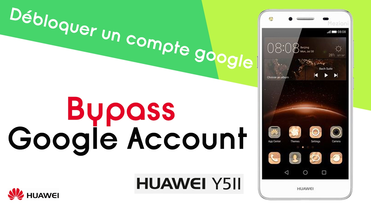 d bloquer compte google huawei y5ii y3ii bypass google account youtube. Black Bedroom Furniture Sets. Home Design Ideas