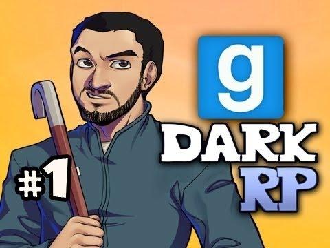 DarkRP(GMod)#1:Играем вором.