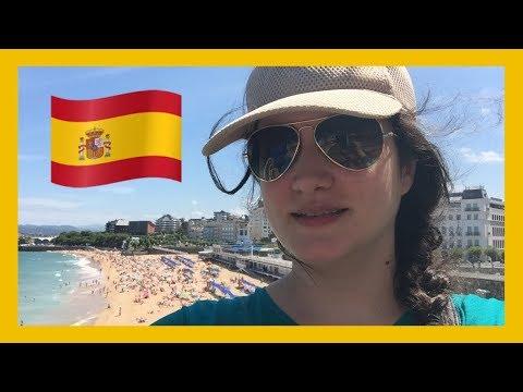 SANTANDER é uma preciosidade  Vlog na Espanha 🇪🇸