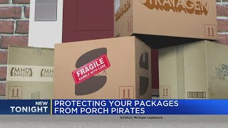 Protecting your packages from porch pirates