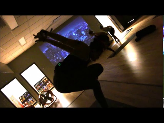Hip Hop Vinyasa Yoga