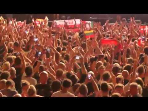 DEPECHE MODE: Never Let Me Down Again (Live in Berlin on July 25, 2018) 4K