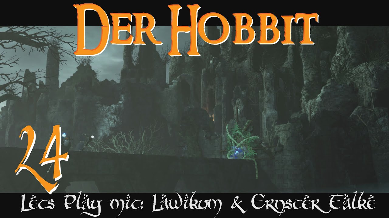 Lego der Hobbit [4K, GER] #024 der Hügel der Magie
