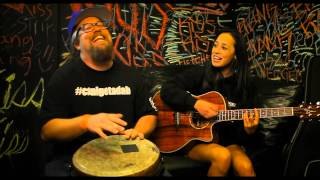 "Leilani Wolfgramm ""I Burn"" LIVE (ft. Travi Bongo of Fortunate Youth)"